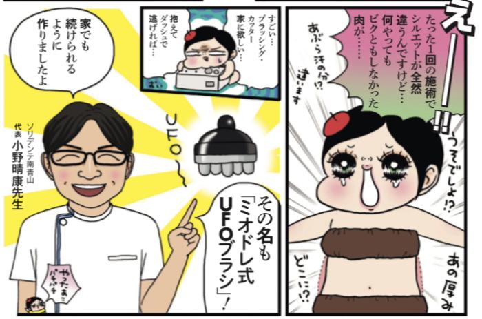 ツヤ子さんの体験マンガ