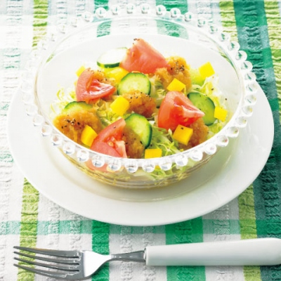 キャベツサラダの画像