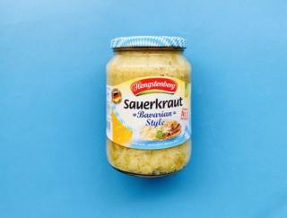 サラダやつけ合わせに重宝♪ カルディで見つけたドイツ生まれの発酵食品「ザワークラウト」