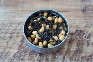 ひじきと大豆のマリネ