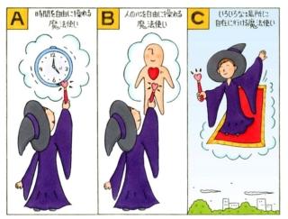 【心理テスト】もしも魔法使いになれるなら、あなたが選ぶのは?