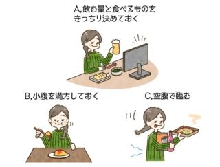 【ダイエットチョイス!】友だちとオンライン飲み会。どんな風に臨む?~EICO式ダイエットのコツ~