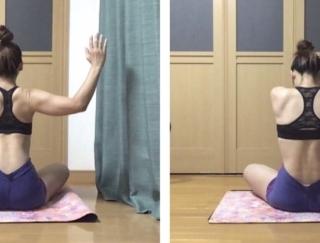 背中のぜい肉解消のポイントは「肩甲骨」!「背中美人」を作る肩甲骨トレーニング