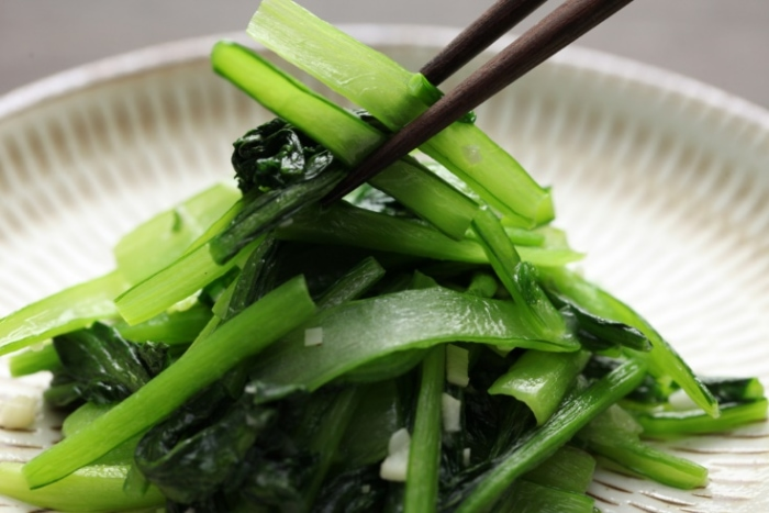 葉物野菜画像