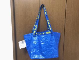 たったの79円! IKEAの青い袋はたくさん入って頑丈! #週末よもやま