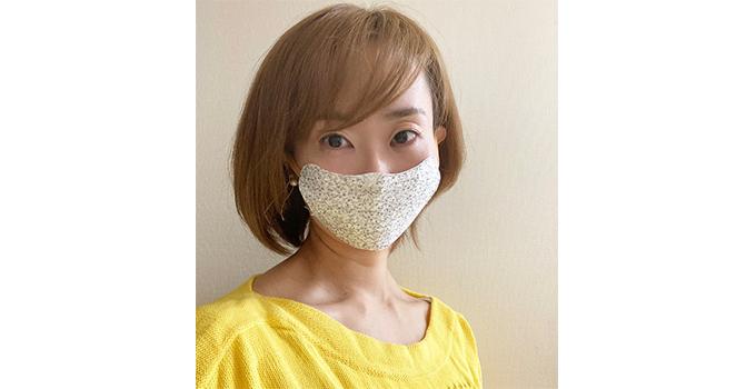 デザインがおしゃれなマスク