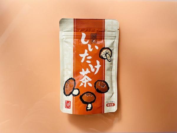 豊かな風味とうま味をそのまま堪能できる! カルディで見つけた『国産しいたけ茶』
