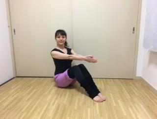 正月太りのぽっこりお腹を解消! バレエダンサーが教える、脂肪燃焼エクササイズ