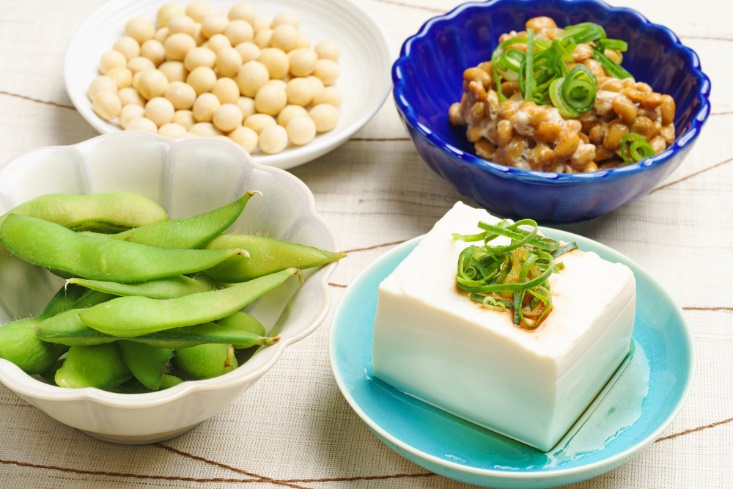 大豆製品画像