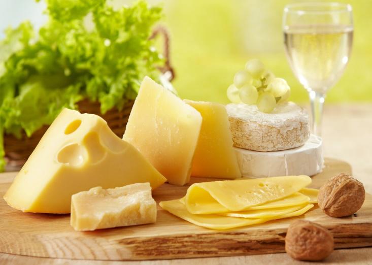 スライスチーズなどチーズ画像