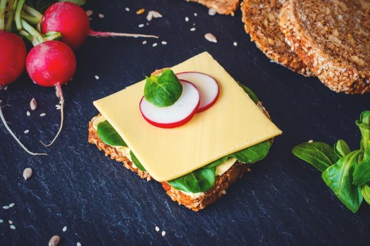 スライスチーズ画像