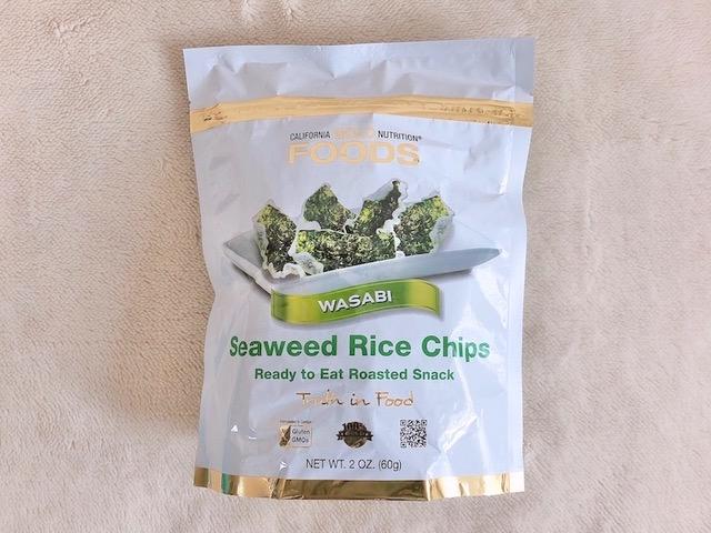 Seaweed Rice Chips