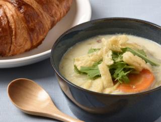 朝ごはんレシピ3選!簡単&野菜が摂れる、和洋中スープレシピ
