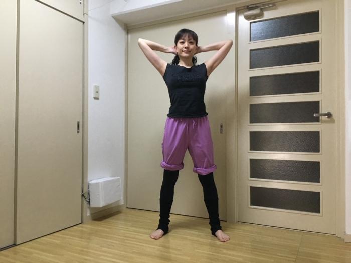 春の寒暖差に負けない! バレエダンサーが教える、基礎体力をつけるエクササイズ<初級編>