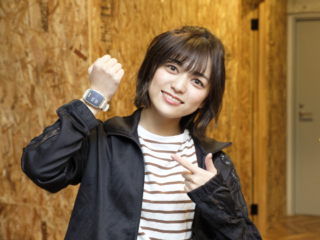 乾燥のお悩みにも役立った理由って? NGT48中村歩加さんが「VENU SQ Music」をお試し!