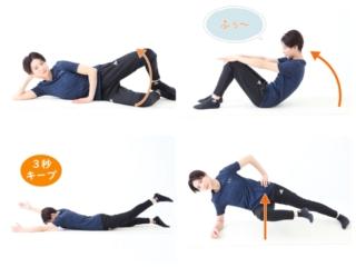 部位別・自重トレーニング|ジムに行かなくてもかっこいい体が作れる自宅筋トレ15選