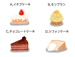 【ダイエットチョイス!】食べたい!太りたくない! 賢いケーキの選び方~EICO式ダイエットのコツ(42)~