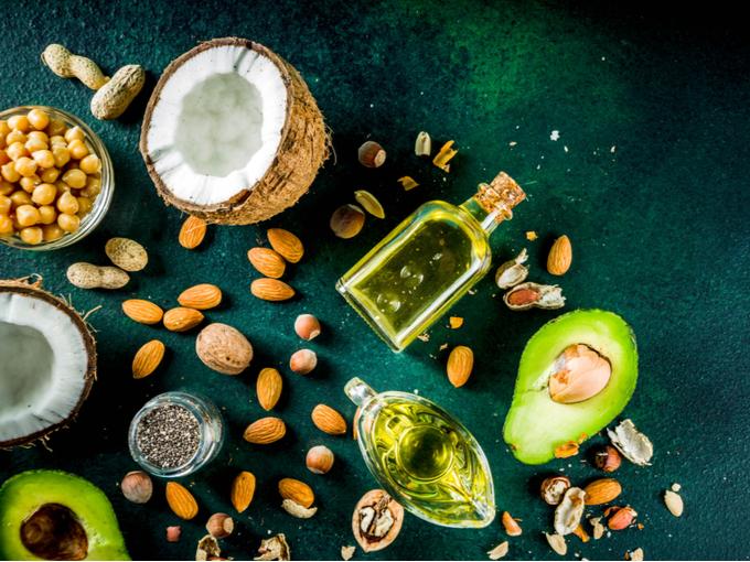 オメガ3系脂肪酸の油と食材
