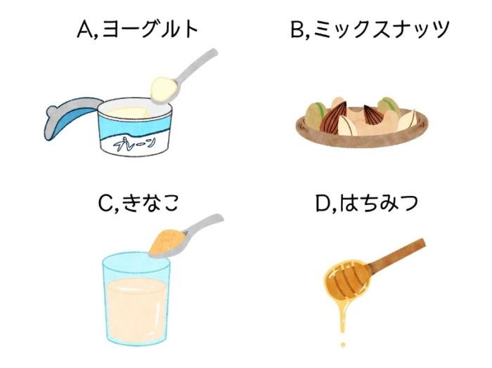 【ダイエットチョイス!】お昼ご飯の前に小腹がすいた~! どれを食べるのが正解?~EICO式ダイエットのコツ(43)~