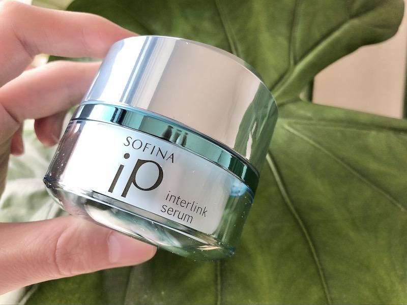 SOFINA iPインターリンクセラム 毛穴の目立たない澄んだうるおい肌へ
