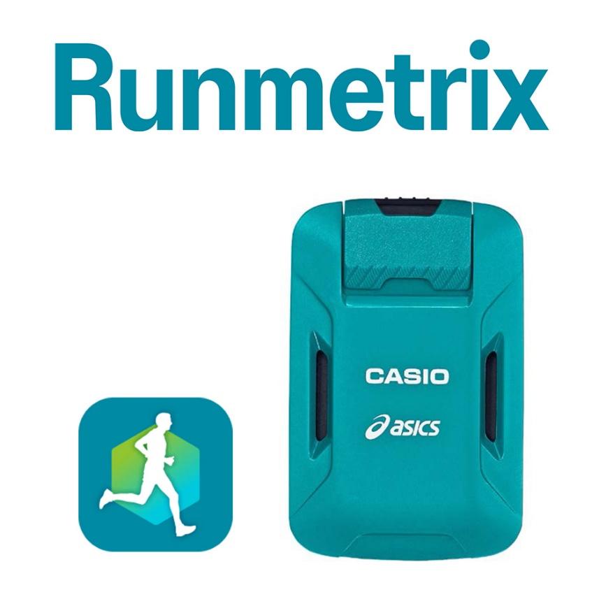 カシオ計算機「Runmetrix(ランメトリックス)」