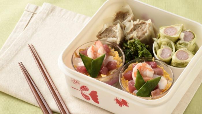 お弁当レシピ!菜の花や新タマネギで手軽に作る野菜のおかず4選