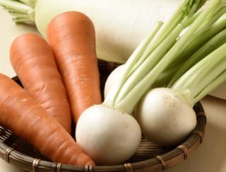 [野菜の栄養]にんじんの皮をむかずに食べるメリットと調理法