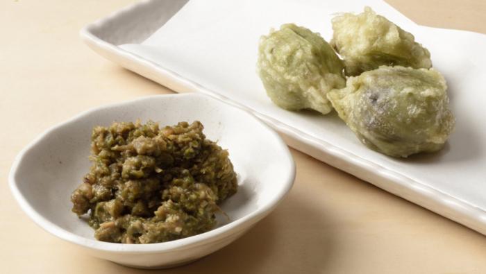 [ふきのとうのレシピ]やっぱり味噌と天ぷら!旬を堪能する2選