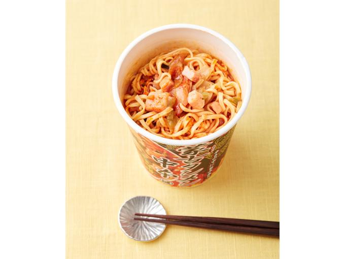 蒙古たんたん麺のトマトジュース割り