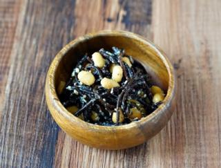 少ない材料で作れちゃう、激ウマ副菜! 「ひじきと大豆のごま和え」 #今日の作り置き