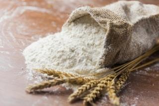 小麦粉画像