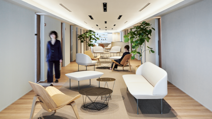 クレアージュ東京 レディースドッククリニックの院内イメージ
