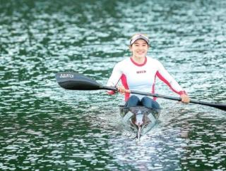 家族の支えが力の源! カヌースプリント日本代表・多田羅英花選手の食事法  #アス女