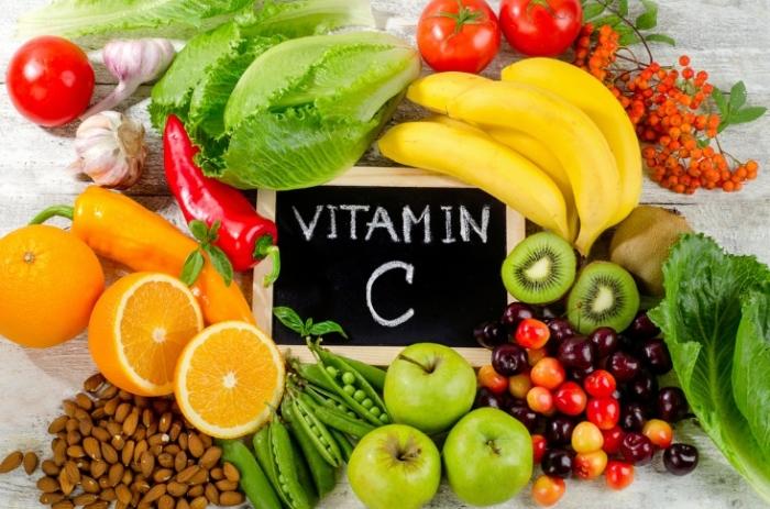 ビタミンC画像