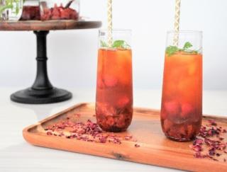 バラの香りに包まれて♡初夏のティータイムに楽しみたい「ローズティー」レシピ2つ