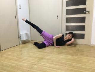 代謝アップでやせやすい体に! バレエダンサーが教える、基礎体力がつくエクササイズ<上級編>