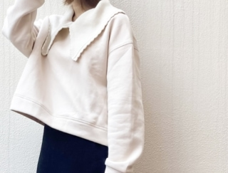 2021春夏トレンド「大襟」を攻略♡ 若作りにならない「ビッグカラー」ファッションコーデの作り方