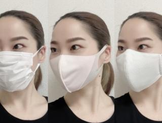 進化系マスクの機能がすごい! つけるだけで小顔効果&血流促進で老け顔予防になるマスク2選