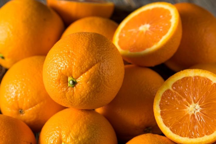 ネーブルオレンジの画像