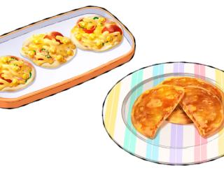 子どもの日に!ホットプレート×野菜の簡単おやつレシピ2選