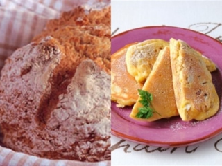 パンが食べたくなったときに…お手軽&ヘルシーな手作りパン&パンケーキのレシピ5選