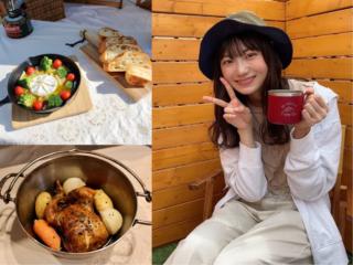 初キャンプは生後9か月! NGT48藤崎未夢さんに聞いた、キャンプの楽しみ方
