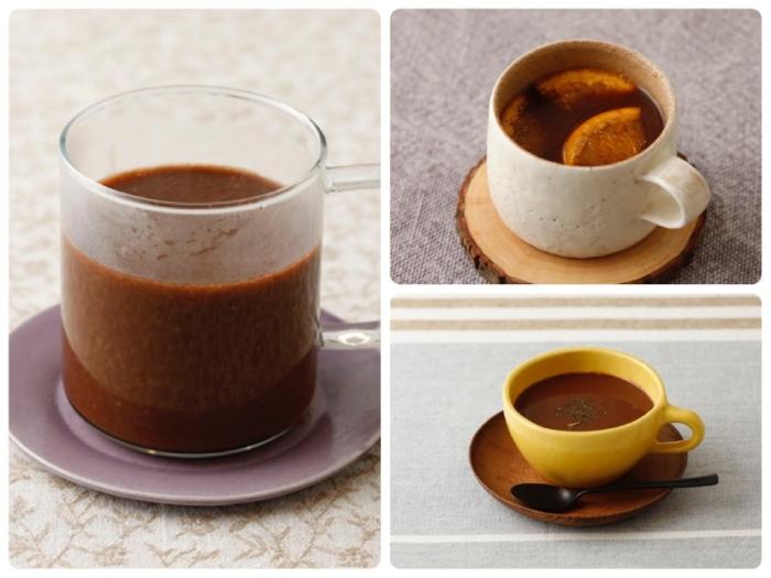 おうち飲みをグレードアップ! ココアの甘い香りを楽しみながら腸活できるホットカクテルレシピ
