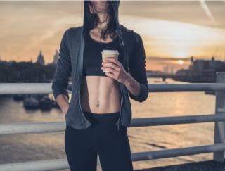 コーヒーは運動30分前に飲むといい!?  カフェインによる脂肪燃焼効果を海外研究が報告