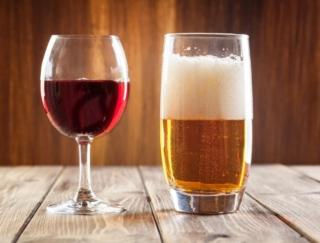 ビール、赤ワイン、焼酎、日本酒、同じ量を飲んでいちばんカロリーが低いのは?~ダイエットに役立つ栄養クイズ~