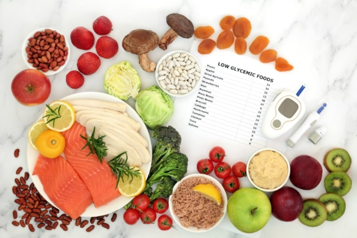 低GI食品画像