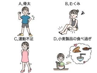【ダイエットチョイス!】下半身太りの原因は?~EICO式ダイエットのコツ(63)~