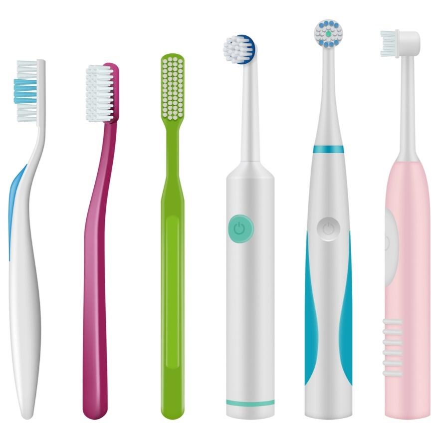 歯ブラシなど画像