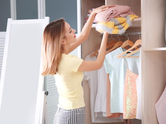 クローゼットダイエットのリベンジ成功! 「服を買わないチャレンジ」がうまくいく3つのポイント