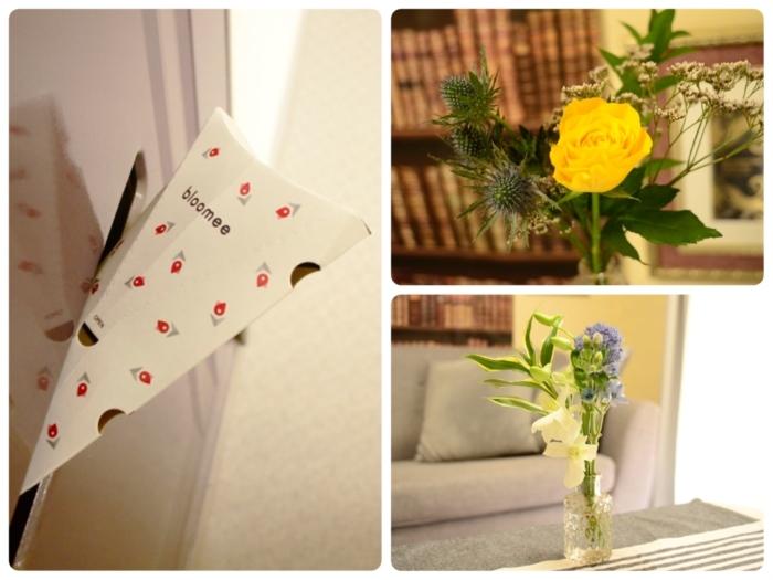 ポストにお花が届く!? お花のサブスク「ブルーミー(bloomee)」を試してみた!#Omezaトーク